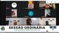 11ª SESSÃO ORDINÁRIA DO LEGISLATIVO