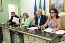 Vereadoras defendem qualidade de vida e saneamento na Redenção