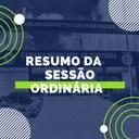 RESUMO 24ª SESSÃO ORDINÁRIA – REALIZADA NO DIA 24.08.2021