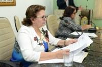 Legislativo retorna as discussões em Sessão Ordinária